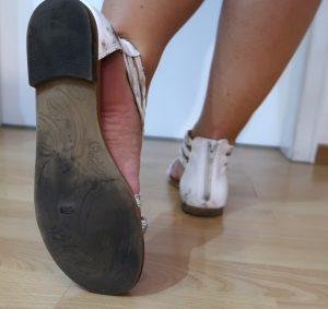 Sandalen weiss