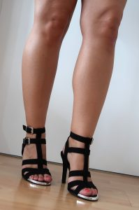 Heels schwarz